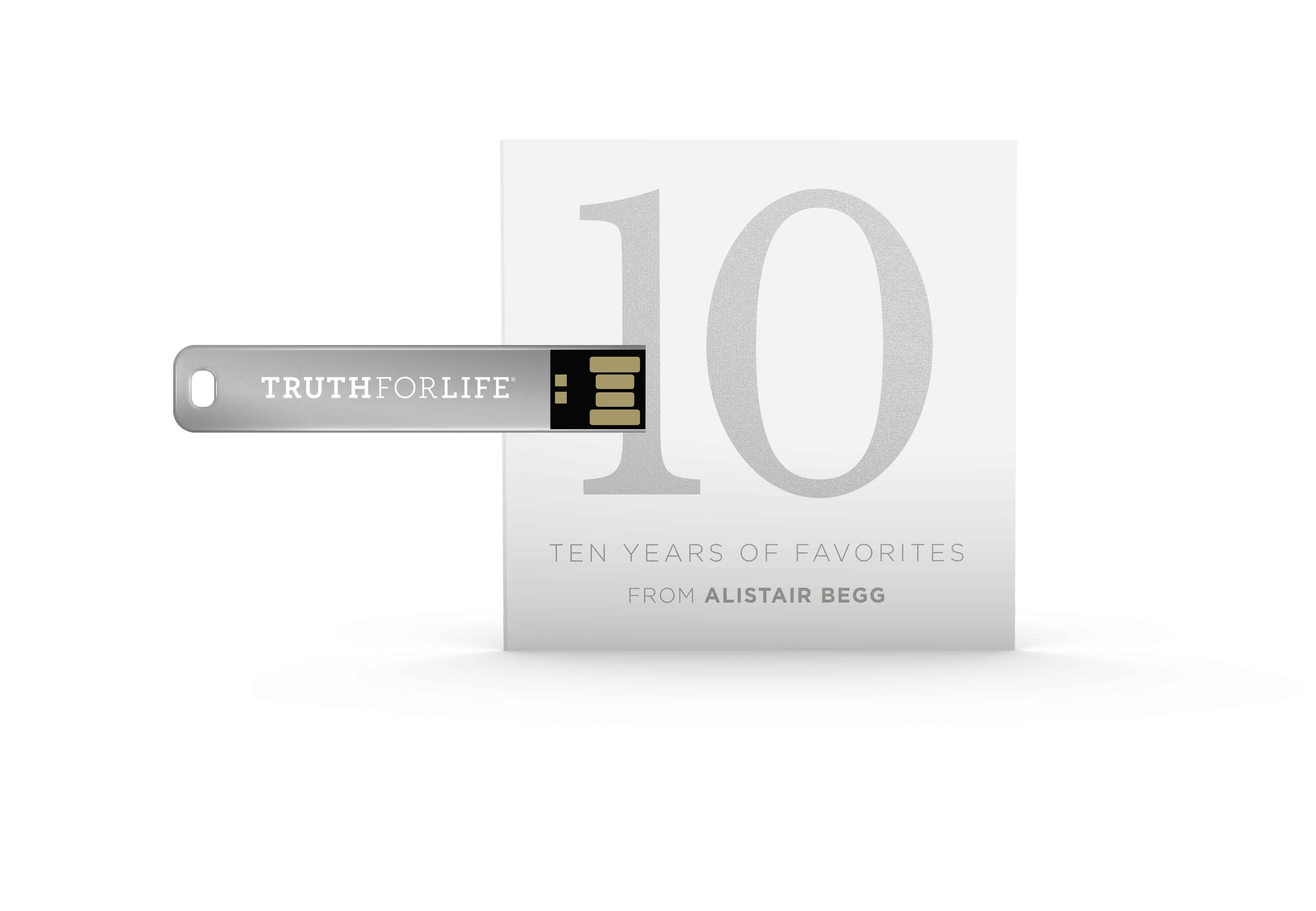 Ten Years of Favorites (USB)
