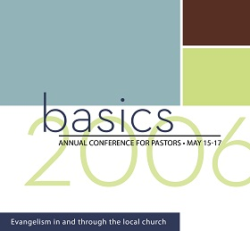 Q and A: Are We Up to the Job of Evangelism? (Basics 2006)