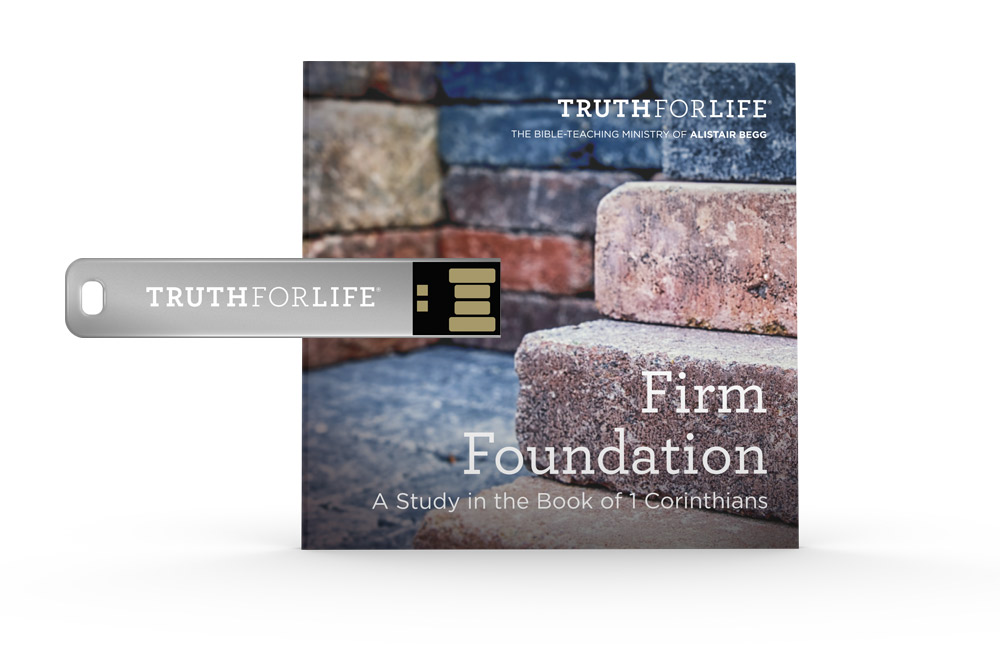 Firm Foundation, Eight Volume Set (USB)