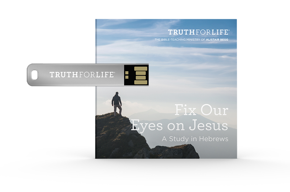 Fix Our Eyes on Jesus, Three Volume Set (USB)