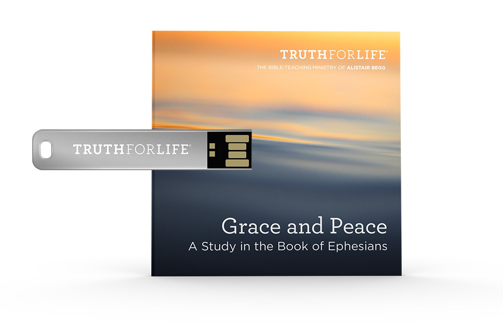 Grace and Peace, Nine Volume Set (USB)
