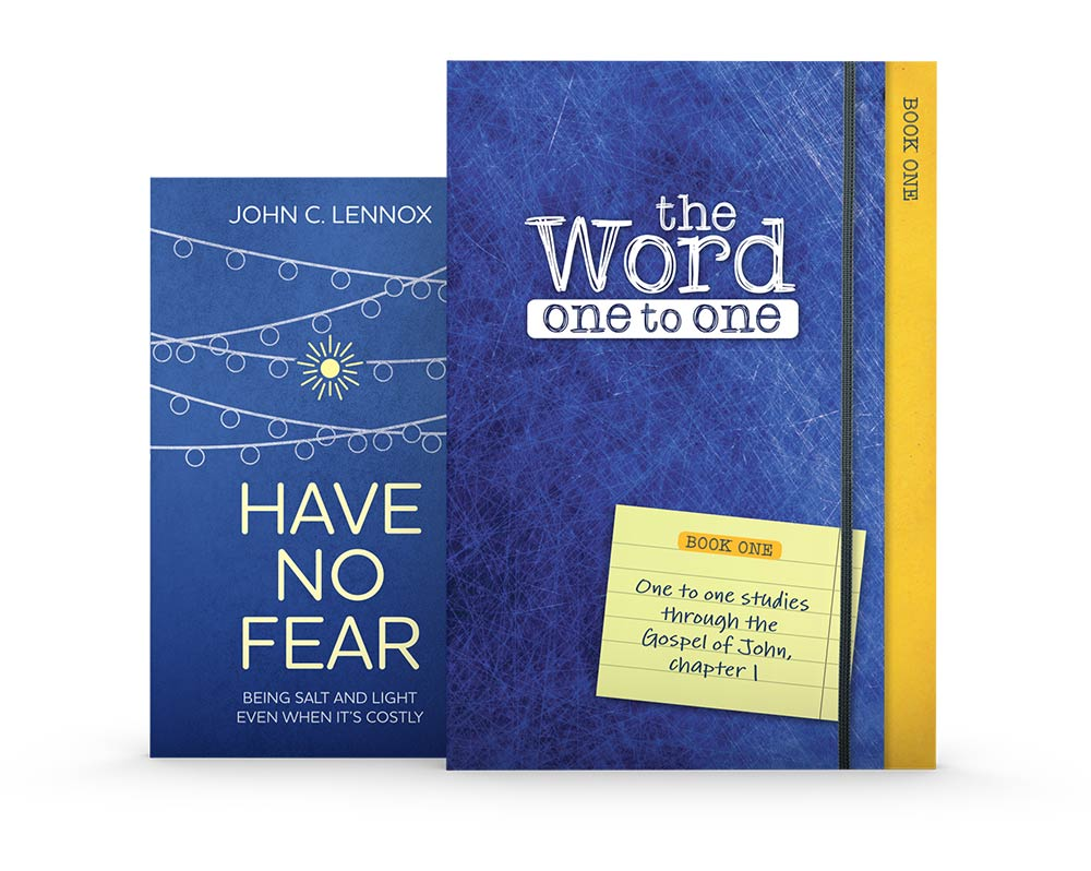 Have No Fear / The Word One to One