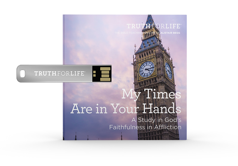My Times Are in Your Hands (USB)
