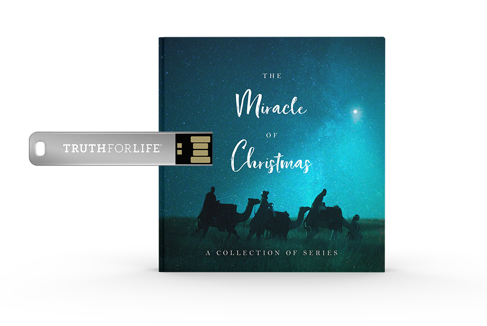The Miracle of Christmas: A Collection of Series (USB)
