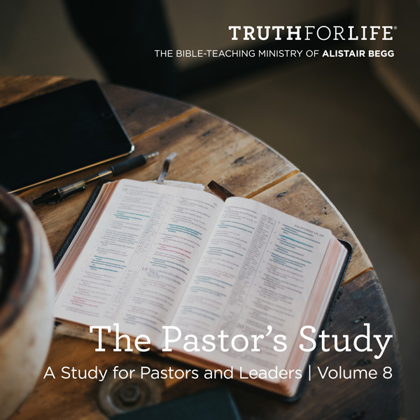 The Pastor's Study, Eight Volume Set